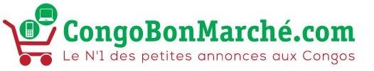logo de congobonmarché, petites annonces gratuites au Congo