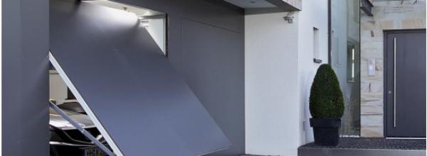 Porte de garage basculante : quel modèle choisir ?